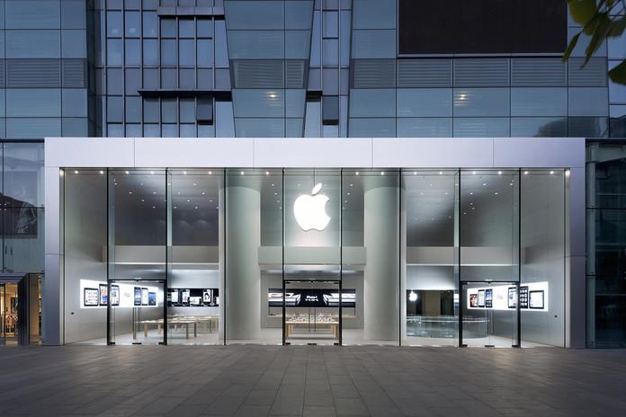 西单大悦城苹果店电话、营业时间