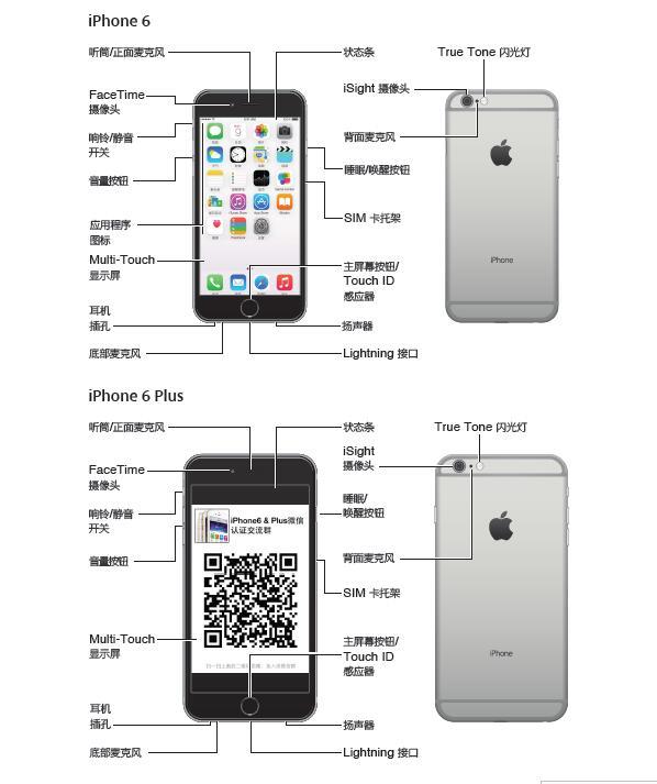 苹果手机使用说明书:iPhone6_&Plus使用手册中文版