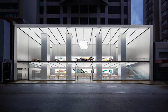香港苹果旗舰店地址 香港苹果专卖店电话营业时间