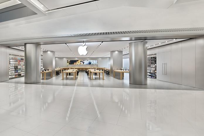 苹果无锡直营店电话 苹果无锡恒隆广场授权店营业时间