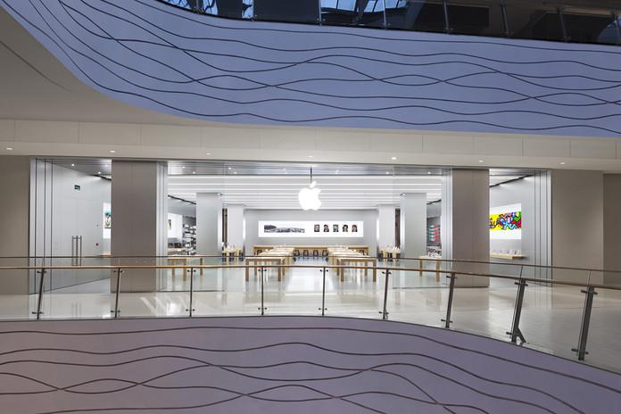 天津大悦城苹果直营店电话、地址及维修预约