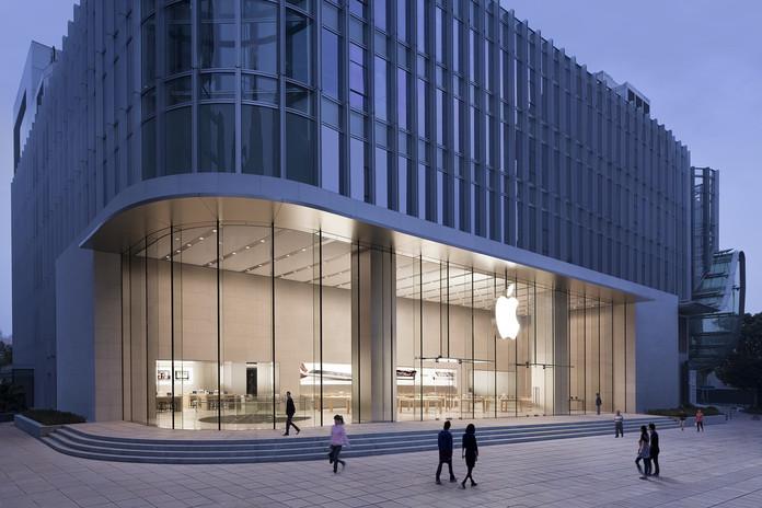 上海南京东路苹果店营业时间、电话及地址