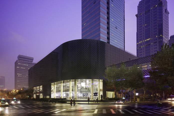 上海香港广场苹果专卖店电话、地址及营业时间