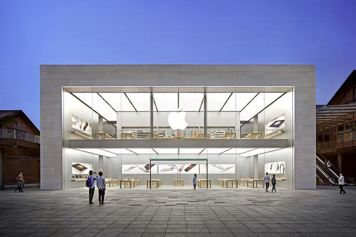成都太古里苹果直营店电话、营业时间及地址
