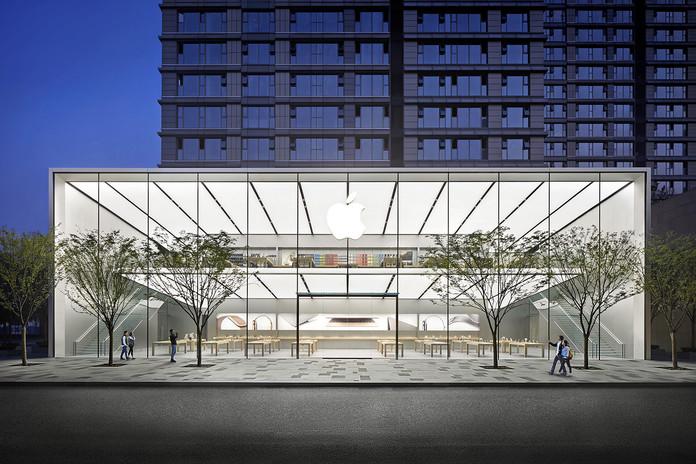 杭州万象城苹果直营店电话、地址及营业时间