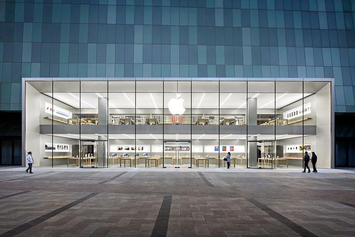 沈阳中街大悦城苹果店电话、地址及营业时间
