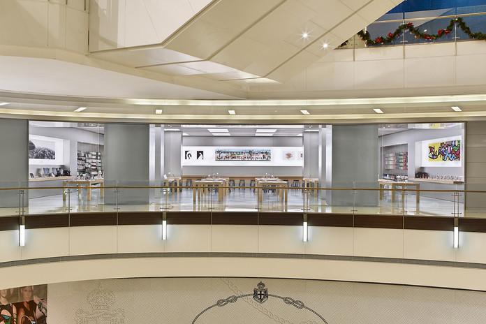 郑州万象城苹果直营店电话、营业时间及地址