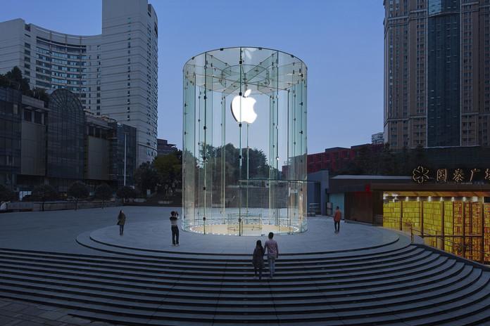 重庆解放碑苹果直营店电话、营业时间