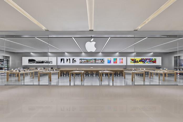 重庆万象城苹果直营店电话地址、营业时间