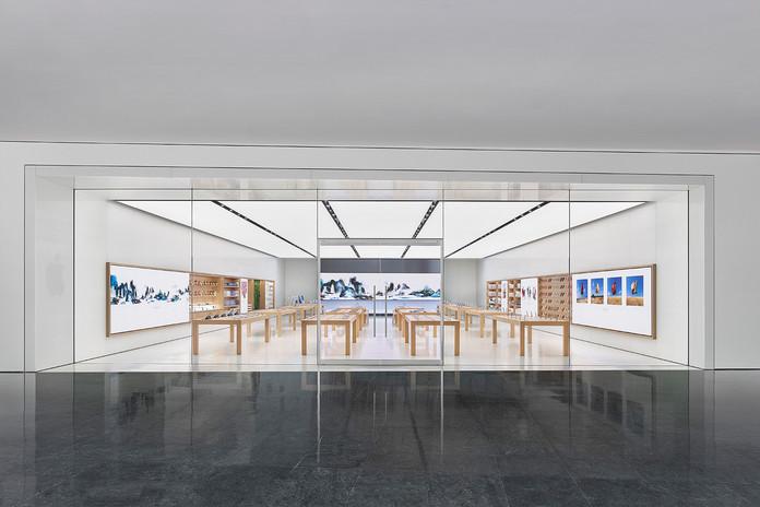 厦门新生活广场苹果直营店电话 apple store零售店营业时间