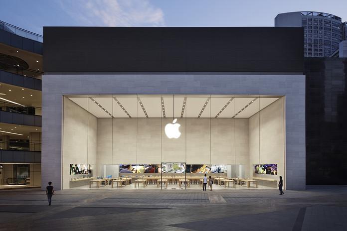重庆北城天街苹果直营店电话、营业时间及地址