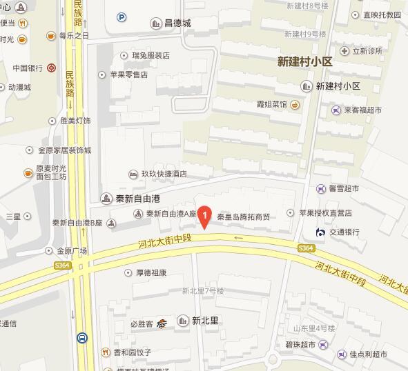 秦皇岛华为手机售后服务点电话、地址及营业时间