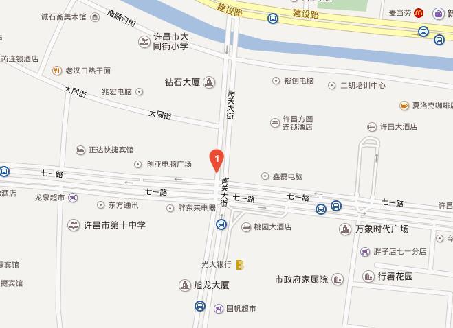 许昌华为手机售后电话、地址及营业时间