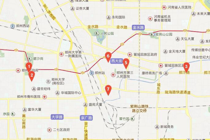 郑州华为售后维修服务点地址、电话及营业时间
