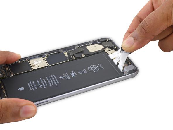 iPhone 6s Plus更换电池图文详解